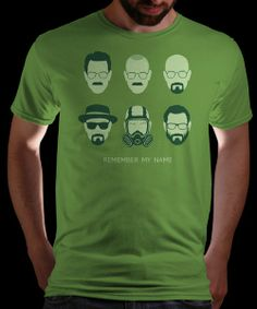 ALL HAIL HEISENBERG! today only on Qwertee : Limited Edition Cheap Daily T Shirts   Gone in 24 Hours   T-shirt Only £8/€10/$12   Cool Graphic Funny Tee Shirts