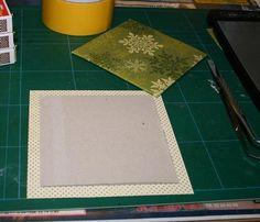 Idag skal jeg vise dere steg for steg bilder av fyrstikk eske julekalenderen jeg har laget.En veldig enkel men flott og dekorativ julekalender!Ideen til julekalender er Tracie Hudson sin og jeg har…