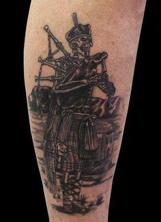 Scottish clan robertson tattoo body art pinterest for Buchanan clan tattoo