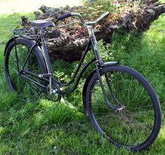 1939 Anker Damenrad (Lady'sBicycle)  ¿por qué ya no las hacen así?