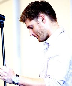 He doesn't have to be, he just is. <3 <3 <3 #JensenAckles