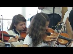 Berkeley Middle School Strings Spring Concert 2016