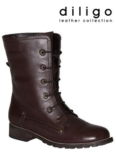 See related links to what you are looking for. Leather Boots, Combat Boots, Collection, Shoes, Fashion, Moda, Leather Shoes, Zapatos, Shoes Outlet