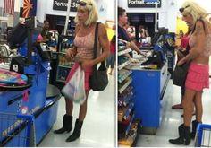 227 Hilarious People of Walmart  
