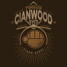 Shop Cianwood Gym johto t-shirts designed by Azafran as well as other johto merchandise at TeePublic. Gotta Catch Them All, Cool Graphic Tees, Graphic Design, Gym Leaders, Gym Design, Pokemon Pictures, Geek Stuff, T Shirt, Board