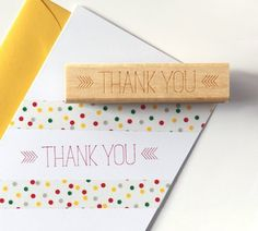 Buy or DIY: Rubber Stamps