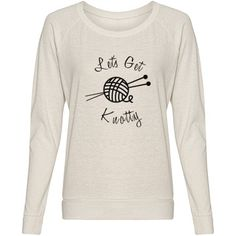 Let's Get Knotty | Knitting.