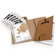 Travel & Scratch reisdagboek