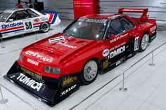 Tomica Super Silhouette Le Mans, Reebok, Road Race Car, Classic Race Cars, Nissan Infiniti, Street Racing Cars, Tuner Cars, Nissan Skyline, Skyline Gt