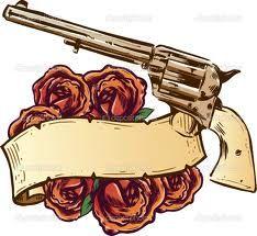 revolver skatch