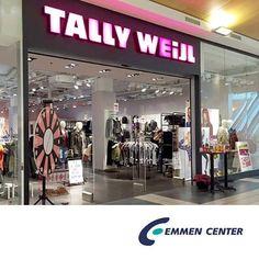 @tallyweijl feiert Wiedereröffnung 🎉👌 Vorbeikommen und von vielen Highlights profitieren 🔝👠👑👛👗💃 #tallyweijl #fashion #EmmenCenterFashion #emmencenter