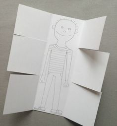 Good sub plan idea Exquisite Corpse drawing activity