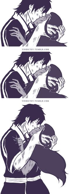 Kiss..