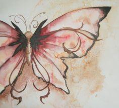 Butterfly by Clklusewitz.deviantart.com on @deviantART