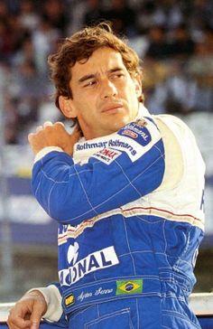Ayrton Senna <3