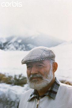 Hemingway in Ketchum Idaho