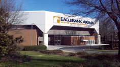 Patriot Center to become EagleBank Arena. EagleBank, the Bethesda-based community bank that has been expanding into Northern Virginia, will put its name on George Mason University's Patriot Center as part of a $6.6 million, 10-year sponsorship deal.