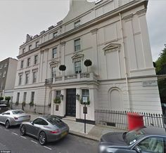 Lily Safra previously owned a home in Eaton Square, Belgravia, London. The most recent owner of the home, Russian tycoon Chalva Tchigirinski,  sold the property for £33million in 2009