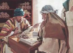 """November 7th - Luke 16:1-8: Jesus said to his disciples, """"A rich man had a steward who was reported to him for squandering his property. He summoned him and said, 'What is this I hear about you? Prepare a full account of your stewardship, because you can no longer be my steward.' The steward said to himself, 'What shall I do, now that my master is taking the position of steward away from me?"""