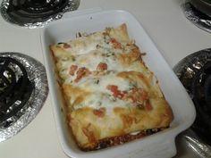Enchanted sour creme Chicken enchiladas picture 1 YUM