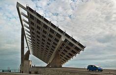 Solar Panel Barcelona and Honda...