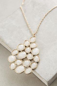 Firstlight Pendant Necklace - anthropologie.com