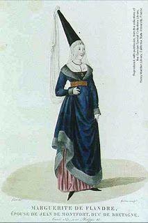 Late Gothic .História da Moda.: A Moda na Era Medieval – Parte 3: Anos 1350 a 1450 (Late Gothic)