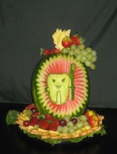 647-271-7971 Watermelon, Events, Fruit, Cake, Desserts, Food, Tailgate Desserts, Deserts, Kuchen