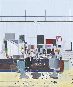 BARBERSHOP - Hurvin Anderson