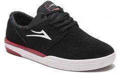 Lakai Shoes Fremont - Black Suede