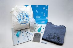 Awesome welcome kits for new employees