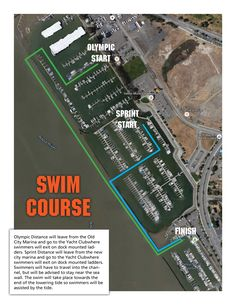 "MAY 28 - Triathlon (olympic) - 40 mins from SF -""Mare Island Bridge-to-Bridge Race"""