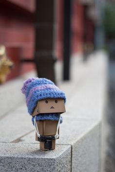 A Traveler - Danbo