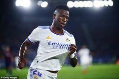 Levante 3-3 Real Madrid: Vinicius Junior rescues point in crazy clash