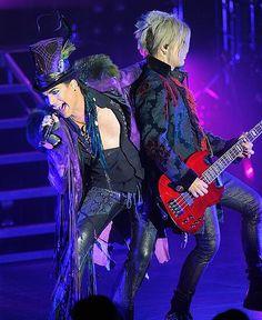 Adam Lambert and Tommy Joe Ratliff