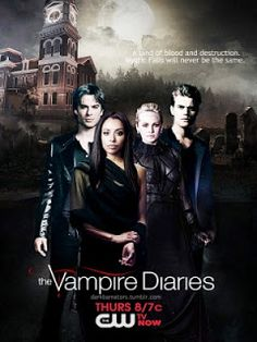 The Vampire Diaries (Diários de Um Vampiro) 7ª Temporada - BluRay 720p DualAudio - Dublado - Torrent | Mega Filmes BluRay