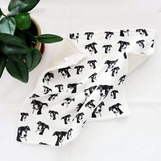 Greyhound Print Organic Baby Lovey, Whippet Print Baby Comforter, Dog Lover Baby Shower Gift, Security Blanket For Girls Boys, Size Organic Baby, Organic Cotton, Baby Snuggle Blanket, Baby Lovey, Baby Comforter, Baby Prints, Burp Cloths, Baby Bodysuit, Baby Shower Gifts