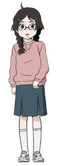 Tsukimi from princess Jellyfish