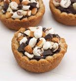 Rocky Road Mini Pies -- too good to have just one!