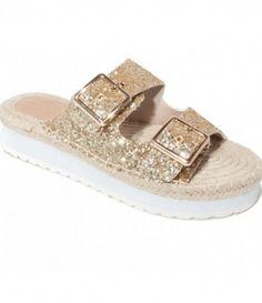 Sandálias Glitter