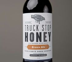Back Forty Beer Co. Truck Stop Honey