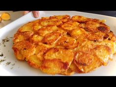 FRITTATA DI PATATE Croccante senza uova RICETTA TIPICA CALABRESE - YouTube Real Food Recipes, Vegan Recipes, Cooking Recipes, Yummy Food, Best Breakfast Recipes, Brunch Recipes, Tasty Potato Recipes, Pre Made Meals, Potato Frittata