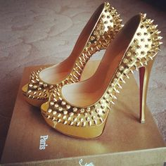 louboutin replica men shoes - 1000+ ideas about Spike Heels on Pinterest | Spikes, Heels and ...