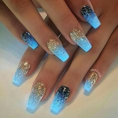 Elegant and Cute Acrylic Nail Designs, unique ideas for you to try in special day or event. Spectacular options to make your nail gorgeous and amazing! Classy Nails, Simple Nails, Trendy Nails, Cute Nails, Classy Nail Designs, Nail Art Designs, Nails Design, Design Design, Design Ideas