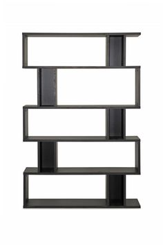 Keep your books organized and on display with the help of this Baxton Studio Goodwin Dark Brown Wood Open Shelf. Entry Hall Furniture, Bush Office Furniture, Furniture Ideas, Furniture Outlet, Furniture Design, Contemporary Shelving, Modern Shelving, Modern Bookshelf, Bookshelves
