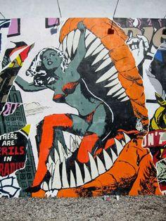 World street artists #urbanartonline #streetartists #streetart #wallmurals #freewalls #graffiti #urbanart #graffitiart #faile