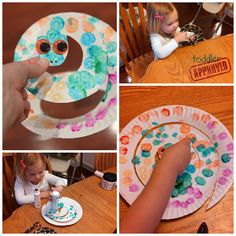 Mom and Tot Craft Time: Simple Rainbow Snake Snake Crafts, Ghost Crafts, Toddler Art, Toddler Crafts, Crafts For Kids, Preschool Bible, Preschool Crafts, Preschool Ideas, Craft Activities