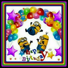 Party Minion Happy Birthday Graphic birthday happy birthday happy birthday wishes birthday quotes happy birthday quotes happy birthday pics happy birthday minions birthday images birthday image quotes happy birthday image Happy Birthday Nephew, Birthday Wishes For Kids, Cute Happy Birthday, Happy Birthday Pictures, Happy Birthday Messages, Happy Birthday Quotes, Happy Birthday Greetings, Birthday Cards, Minion Birthday Quotes