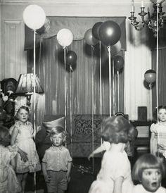 Bill Brandt (British, born Germany. 1904-1983) Kensington Children's Party c. 1934