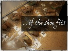 Stylist Advice- How to make your shoes fit when your feet are different sizes